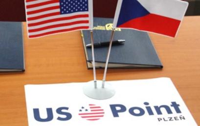 Americké centrum US Point je otevřené veřejnosti