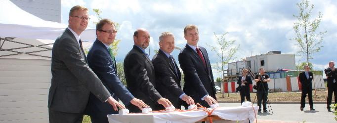 Univerzita slavnostně otevřela výzkumné centrum RICE