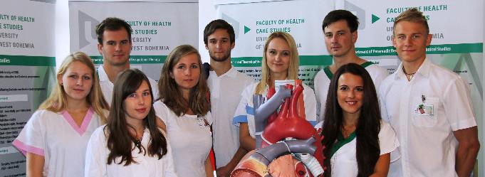 Fakulta zdravotnických studií otevřela Centrum zdraví