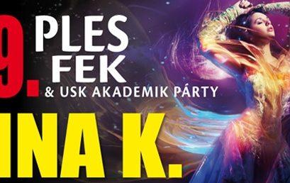 Pozvánka na 19. ples Fakulty ekonomické ZČU v Plzni