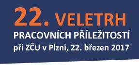 22. ročník Veletrhu pracovních příležitostí při ZČU v Plzni se blíží