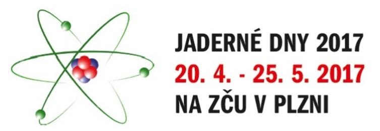 Jaderné dny poprvé na ZČU v Plzni