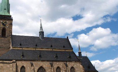 Katedrála sv. Bartoloměje hostí závěrečný koncert akademického roku
