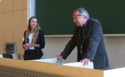 Absolventka Petra Valentová se podělila o zážitky ze svého podnikání