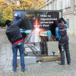Univerzita představuje vědu na výstavě ve Smetanových sadech