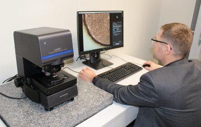 Výzkumné centrum RICE má nejmodernější konfokální mikroskop v Evropě