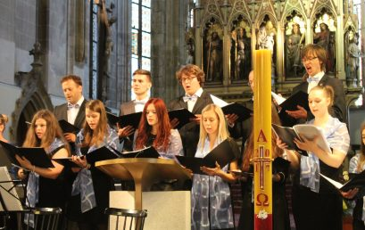 Univerzita zve na slavnostní závěrečný koncert akademického roku