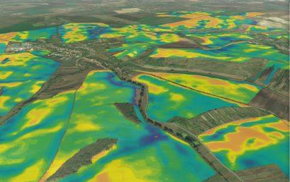 Geomatici ze ZČU zpracovávají velká data pro potřeby biohospodářství