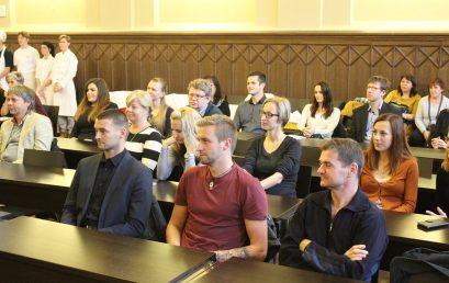Pedagogická fakulta přivítala své absolventy