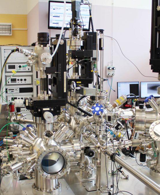 Nový přístroj SARPES řadí výzkumné centrum NTC mezi evropské špičky