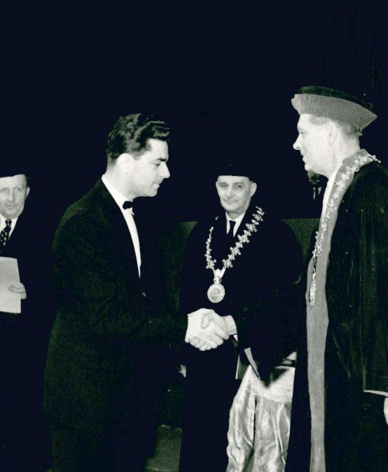 Tenkrát, před 70 lety. Přijďte oslavit 70 let technických fakult
