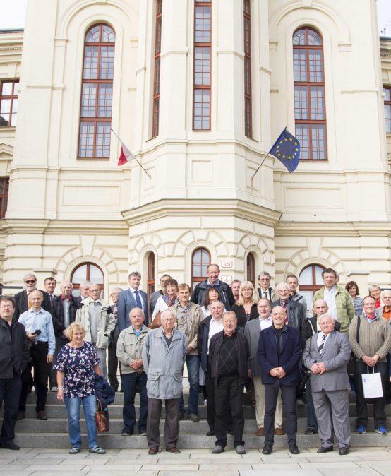 Univerzita přivítala absolventy VŠSE