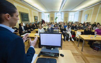 Fakulta filozofická získala HR Award