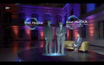 Technologie vzdáleného titulkování TV pořadů vědců z FAV získala hlavní cenu Technologické agentury