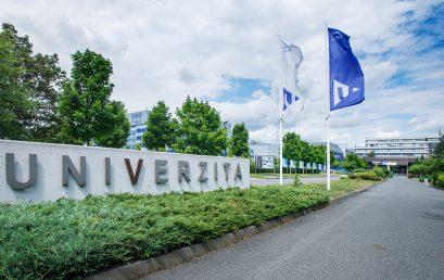 Západočeská univerzita má tři nové profesory