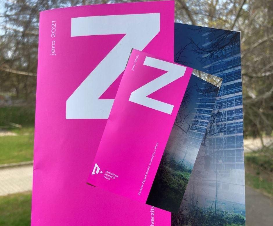 Vyšlo první číslo Z, nového časopisu Západočeské univerzity